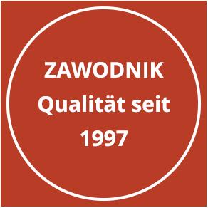 ZAWODNIK - Qualität seit 1997